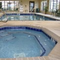 Swimming pool at Staybridge Suites Davenport
