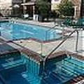 Swimming pool at Staybridge Suites Indianapolis Airport