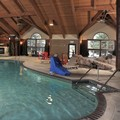 Swimming pool at Stoney Creek Hotel & Conference Center