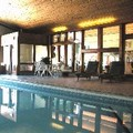 Swimming pool at Stoweflake Mountain Resort & Spa