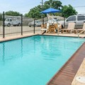 Swimming pool at Suburban Extended Stay Hotel