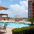 Swimming pool at Sugar Land Marriott Town Square