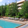 Swimming pool at Sun Vail Condominiums