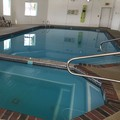 Swimming pool at Super 8