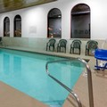 Swimming pool at Super 8 Albuquerque Airport