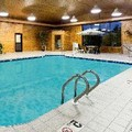 Swimming pool at Super 8 Antigo Wi