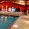 Swimming pool at Super 8 Brookings