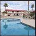 Swimming pool at Super 8 Eloy
