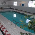 Swimming pool at Super 8 Fargo / I 29 / West Acres Mall