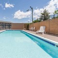 Swimming pool at Super 8 Grand Junction Colorado
