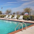 Swimming pool at Super 8 Hotel Grapevine / Dfw Airport