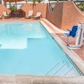 Swimming pool at Super 8 Houston Nasa / Webster