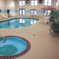 Swimming pool at Super 8 Jacksonville Ar