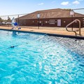 Swimming pool at Super 8 Kearney by Best Western