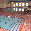 Swimming pool at Super 8 Lubbock Tx