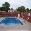 Swimming pool at Super 8 Motel Chatham