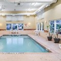 Swimming pool at Super 8 Motel Grimsby On