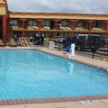 Swimming pool at Super 8 Opelousas