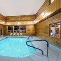Swimming pool at Super 8 Pinetop