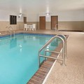 Swimming pool at Super 8 Sioux Falls