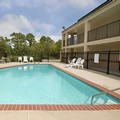 Swimming pool at Super 8 Slidell