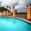Swimming pool at SureStay Plus Hotel by Best Western El Cajon