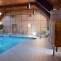 Swimming pool at SureStay Plus Hotel by Best Western Gold Beach