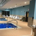 Swimming pool at SureStay Plus Hotel by Best Western Jasper