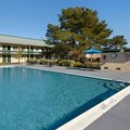 Swimming pool at SureStay Plus Hotel by Best Western Point Richmond
