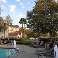 Swimming pool at SureStay Plus Hotel by Best Western Rocklin