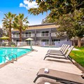 Swimming pool at Surestay Plus Hotel by Best Western Sacramento North