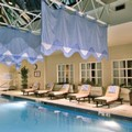 Swimming pool at Sutton Place Hotel