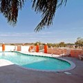 Swimming pool at Texas Inn & Suites Raymondville