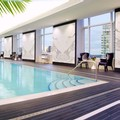 Swimming pool at The Adelaide Hotel Toronto by St. Regis
