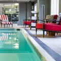 Swimming pool at The Alexandrian Autograph Collection