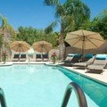 Swimming pool at The Chateau at Lake La Quinta