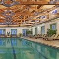 Swimming pool at The Equinox a Luxury Collection Golf Resort & Spa Vermont