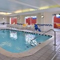 Swimming pool at The Fairfield Inn & Suites Gulfport