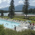 Photo of The Fairmont Jasper Park Lodge Pool