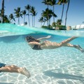 Swimming pool at The Fairmont Orchid Hawaii