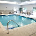 Swimming pool at The Hammondsport Hotel Best Western Plus