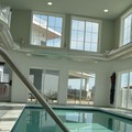 Swimming pool at The Inn at Harbor Shores