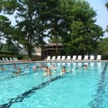 Swimming pool at The Inn at Houndslake