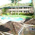 Swimming pool at The Kauai Inn