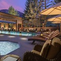 Swimming pool at The Lodge at Jackson Hole