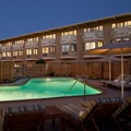 Swimming pool at The Lodge at Tiburon