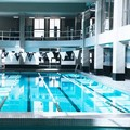 Swimming pool at The Los Angeles Athletic Club