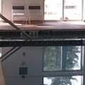 Swimming pool at The Pellston Lodge