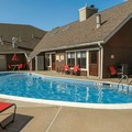Swimming pool at The Residences at Daniel Webster