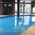 Swimming pool at The Ridge Hotel